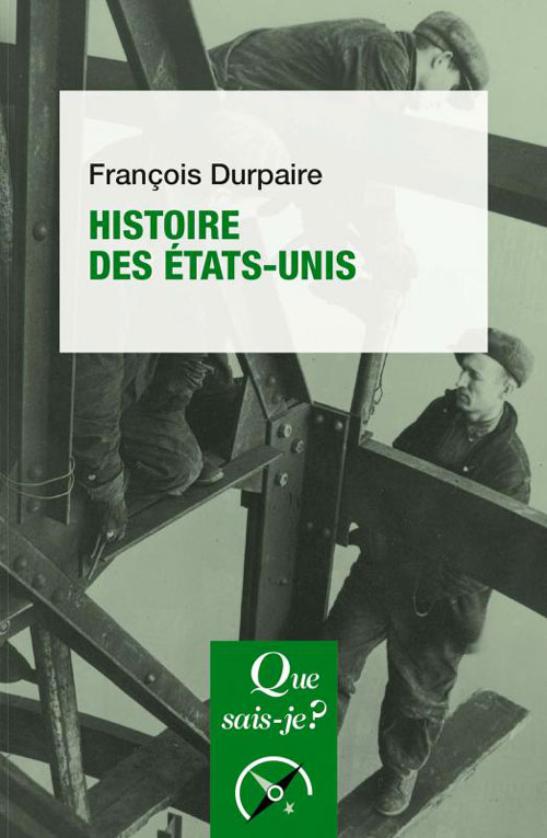 Histoire des États-Unis - François Durpaire