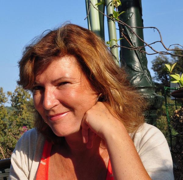 Portrait d'Isabelle Roussey
