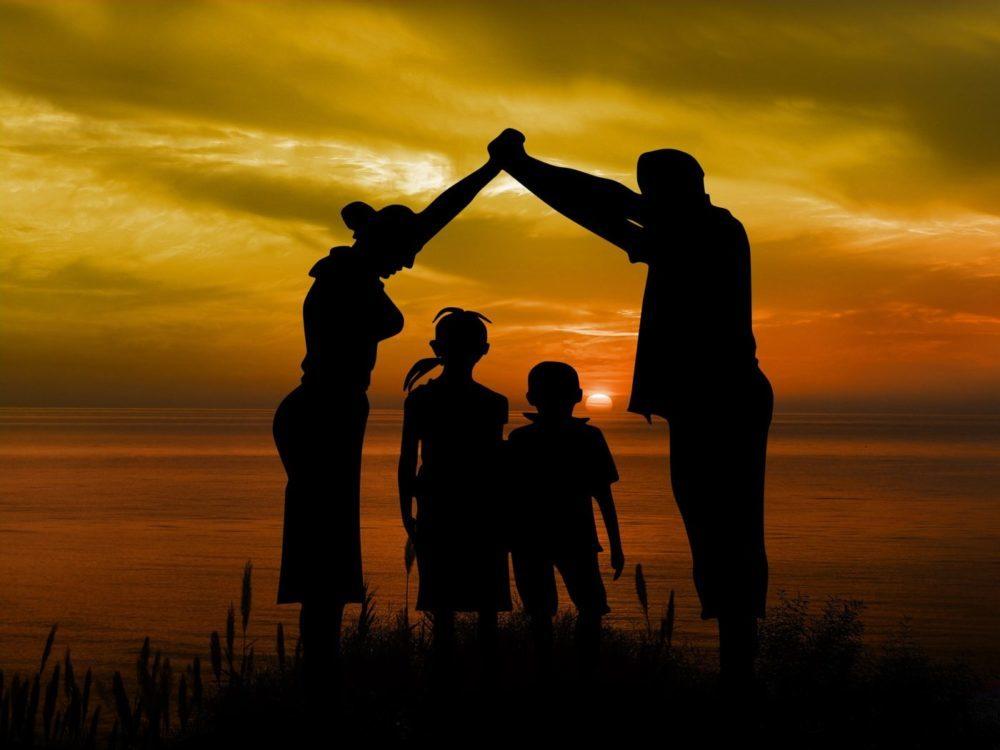 Famille adoptive